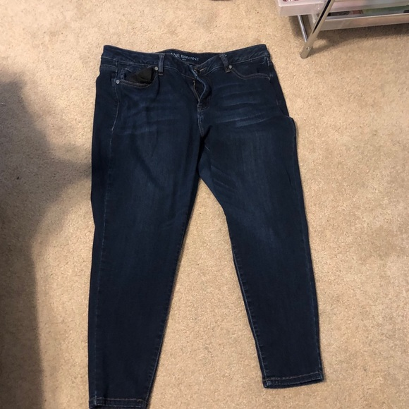 Lane Bryant Denim - Lane Bryant petite super stretch jean